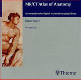 MR/CT Atlas of Anatomy, Kueper, Klaus, 1588900770