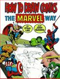 How to Draw Comics the Marvel Way, Stan Lee and John Buscema, 0671530771