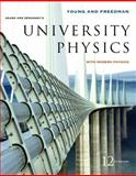 Sears and Kemansky's University Physics, Young, Hugh D. and Freedman, Roger A., 0321500776