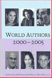 World Authors 2000-2005, , 0824210778