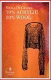 70% Acrylic 30% Wool, Viola Di Grado, 1609450779