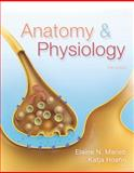 Anatomy and Physiology, Marieb, Elaine N. and Hoehn, Katja, 0321860780