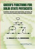 Green's Functions for Solid State Physicists, Doniach, S. and Sondheimer, E. H., 1860940781