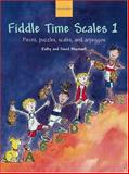 Fiddle Time Scales 1 : Pieces, Puzzles, Scales, and Arpeggios, , 0193220784