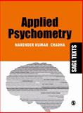 Applied Psychometry, Chadha, Narender Kumar, 8132100786