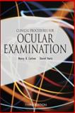 Clinical Procedures for Ocular Examination, Carlson, Nancy B. and Kurtz, Daniel, 0071370781