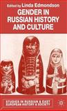 Gender in Russian History and Culture, , 0333720784