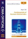 Fundamentals of Business Mathematics : The Key to Your CIMA Future!, Allan, Walter, 0750680784