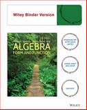 Algebra, Mccallum and Eric Connally, 1118640780