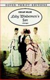 Lady Windermere's Fan, Oscar Wilde, 0486400786