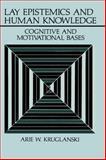 Lay Epistemics and Human Knowledge 9780306430787