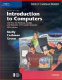 Essential Introduction to Computers, Shelly, Gary B. and Cashman, Thomas J., 0619200782