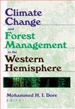 Climate Changes and Forest Management in the Western Hemisphere, Mohammed Dore, 1560220783