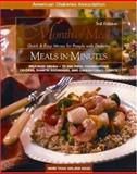 Meals in Minutes : Quick and Easy Menus for People with Diabetes, American Diabetes Association, 1580400787