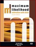 Maximum Likelihood Estimation with Stata, Fourth Edition 9781597180788