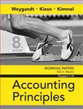 Accounting Principles : Working Papers - Chapters 1-18, Weygandt, Jerry J. and Kieso, Donald E., 047014078X