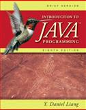 Introduction to Java Programming, Liang, Y. Daniel, 0132130793