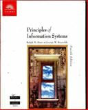 Principles of Information Systems : A Managerial Approach, Stair, Ralph M. and Reynolds, George Walter, 076001079X