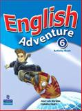 English Adventure 6, Pearson, 0131110799