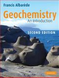 Geochemistry : An Introduction, Albaréde, Francis and Albar+de, Francis, 0521880793