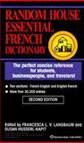 Essential French Dictionary, Francesca L. Langbaum, 0345410793