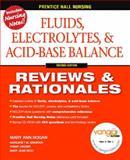 Fluids, Electrolytes, and Acid-Base Balance, MaryAnn Hogan, Margaret M. Gingrich RN  MSN, Mary Jean Je Ricci MSN RN, Penny Overby MSN  RN, 0132240793