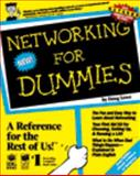Networking for Dummies, Lowe, Doug, 1568840799