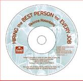 Hiring the Best Person for Every Job, Rosenberg, DeAnne, 0787960799