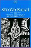 Second Isaiah, McKenzie, John L., 0300140797