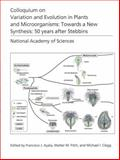 Variation and Evolution in Plants and Microorganisms : Towards a New Synthesis - 50 Years after Stebbins, Proceedings of the National Academy of Sciences, 0309070791