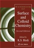 Handbook of Surface and Colloid Chemistry, Birdi, K. S., 0849310792