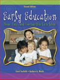 Early Education : Three, Four, and Five Year Olds Go to School, Seefeldt, Carol and Wasik, Barbara A., 0131190806