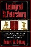 From Leningrad to St. Petersburg 9780312120801