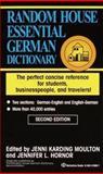 Essential German Dictionary, Jenni Kardin Moulton, 0345410807