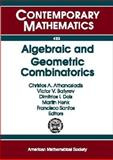 Algebraic and Geometric Combinatorics, Christos A. Athanasiadis, Victor V. Batyrev, Dimitrios I. Dais, Martin Henk, and Francisco Santos, 0821840800