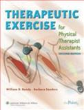 Therapeutic Exercise for Physical Therapist Assistants : Techniques for Intervention, , 0781790808