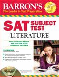 Barron's SAT Subject Test: Literature with CD-ROM, 5th Edition, Christian Myers-Shaffer, 1438070802
