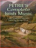 Petrie's Complete Irish Music, , 0486430804