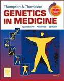 Genetics in Medicine, Nussbaum, Robert L. and McInnes, Roderick R., 1416030808