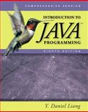 Introduction to Java Programming, Liang, Y. Daniel, 0132130807