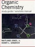 Organic Chemistry, Jones, Maitland, 0393970809