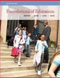 Cengage Advantage Books: Foundations of Education, Ornstein, Allan C. and Levine, Daniel U., 1133940803