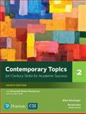 Contemporary Topics 2 4th Edition