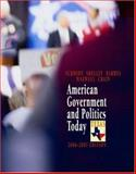 American Government and Politics Today : Texas Edition, 2006-2007, Shelley, Mack C. and Bardes, Barbara A., 0534580815