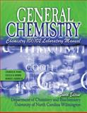 General Chemistry : Chemistry 101/102, University of North Carolina Press Staff, 075757081X
