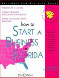 How to Start a Business in Florida, Warda, Mark, 1572480815