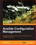 Ansible Configuration Management, Daniel Hall, 1783280816