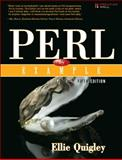 Perl by Example, Quigley, Ellie, 0133760812