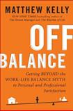 Off Balance, Matthew Kelly, 159463081X