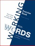 Exercise Book for Working with Words, Brooks, Brian S. and Pinson, James L., 0312560818